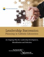 NCEA Bookshelf: Leadership Succession Planning in Catholic Education