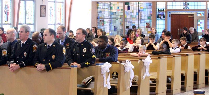 Good Shepherd Regional Honors Brave Officials