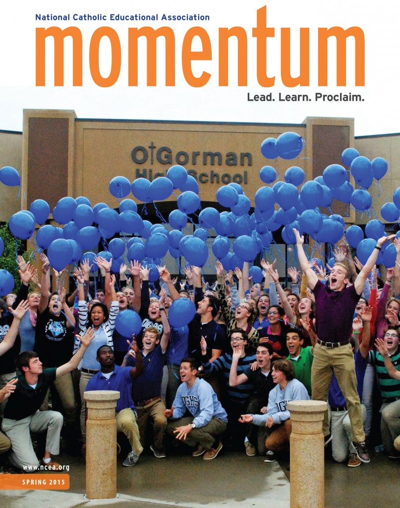 Momentum has a new look!
