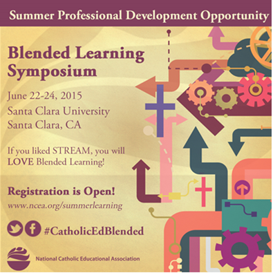 Registration is now open for Blended Learning
