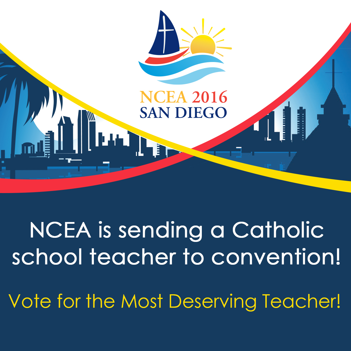 What Deserving Teacher Do You Think Should Be Sent to NCEA 2016?