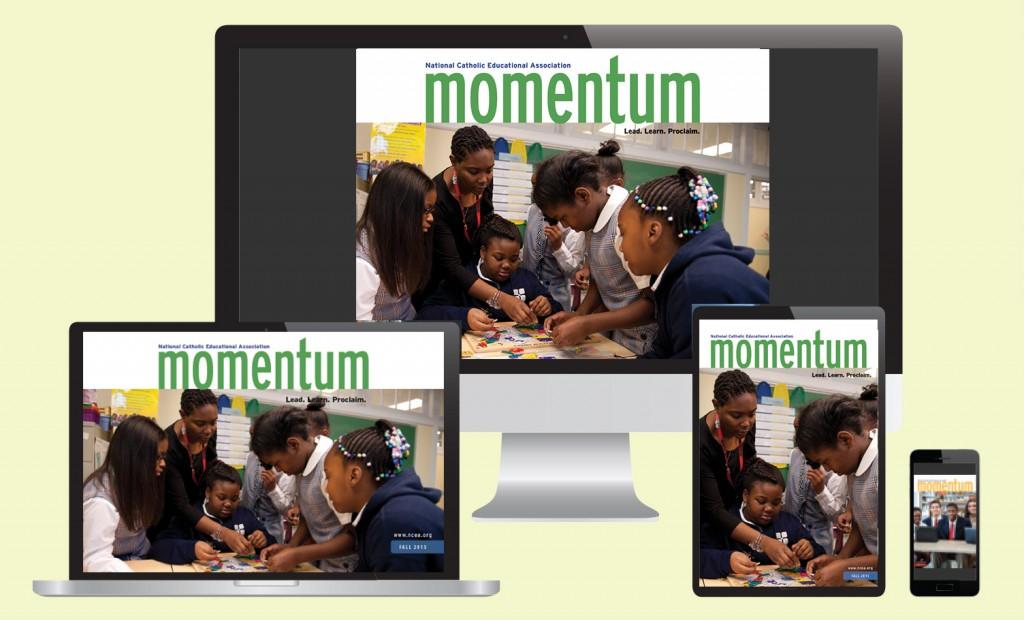 Momentum is now Digital!