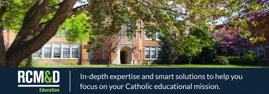 In-depth expertise and smart solutions to help you focus on your Catholic Educational Mission