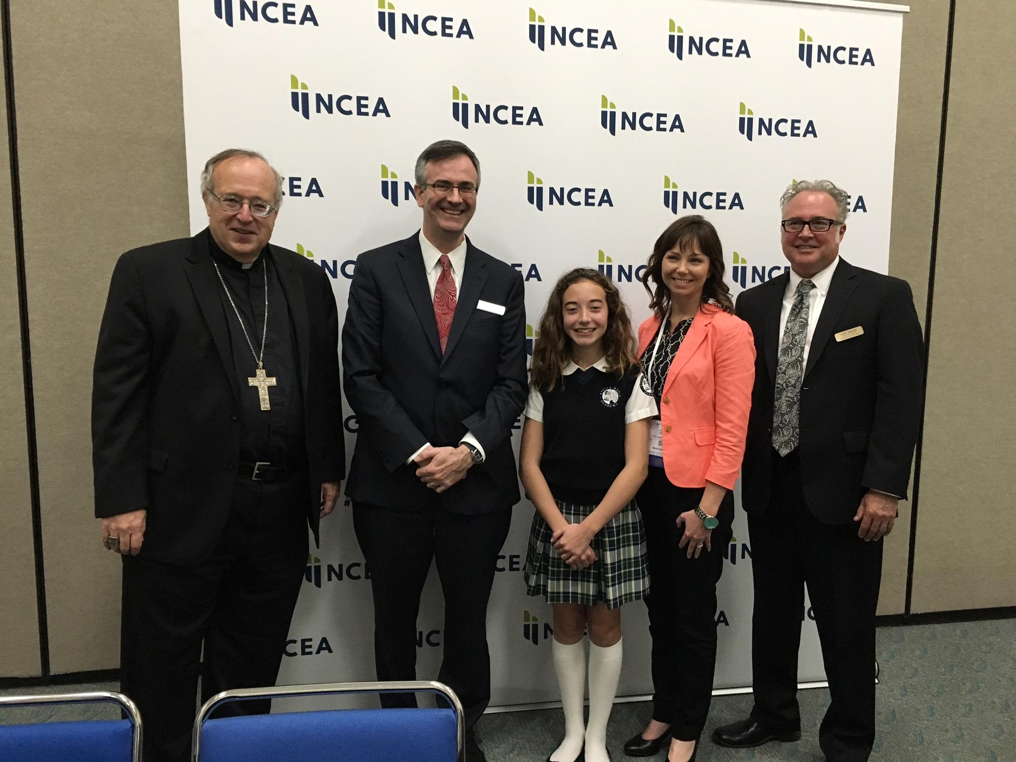 NCEA 2016 Press Briefing
