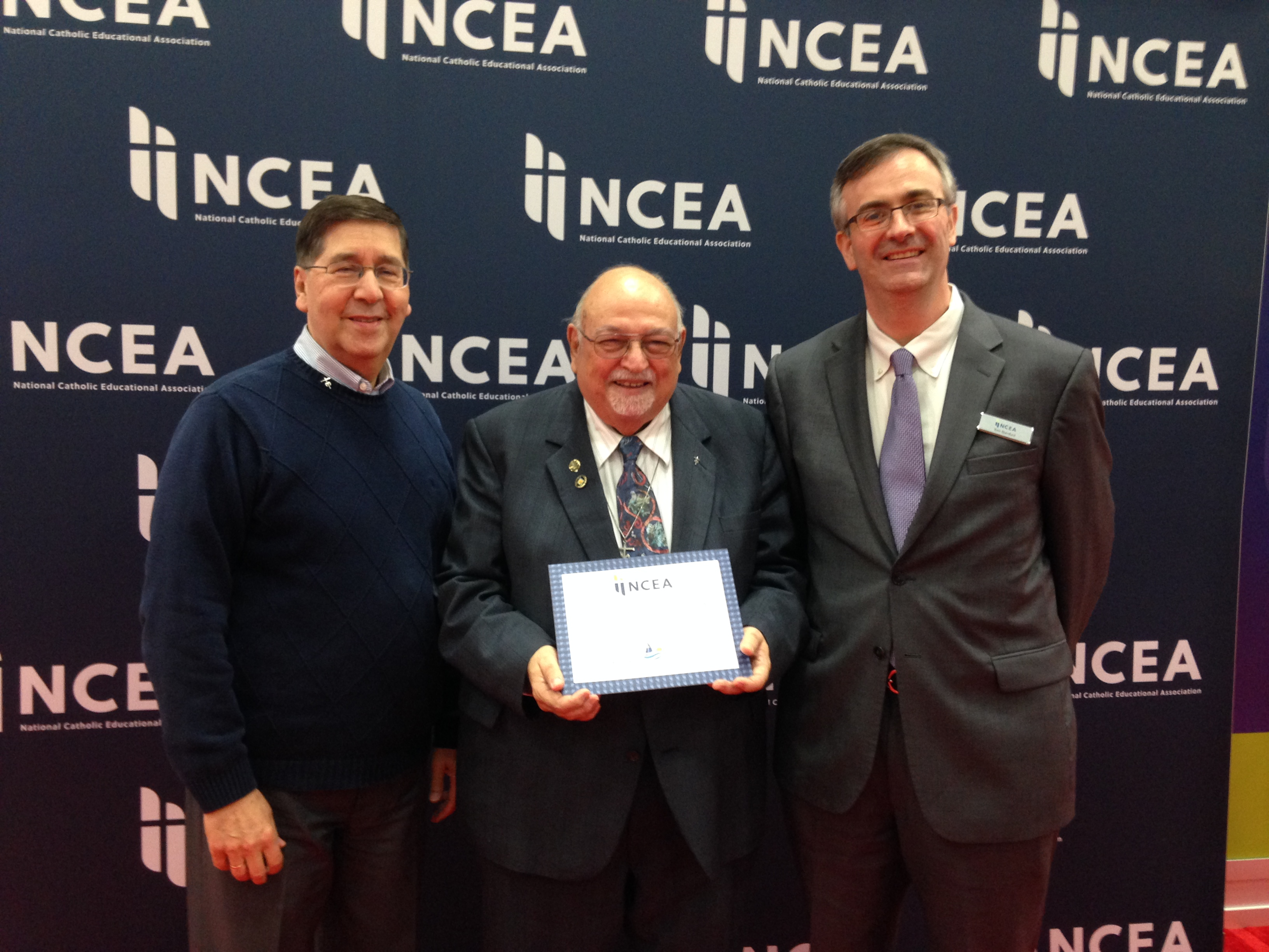 50 Years of Attending NCEA Conventions!