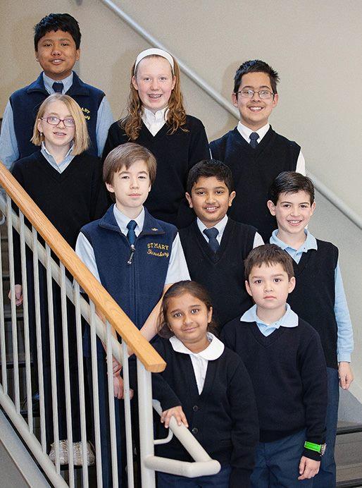 NCEA Monthly Feature School: Saint Mary School in Shrewsbury, Massachusetts