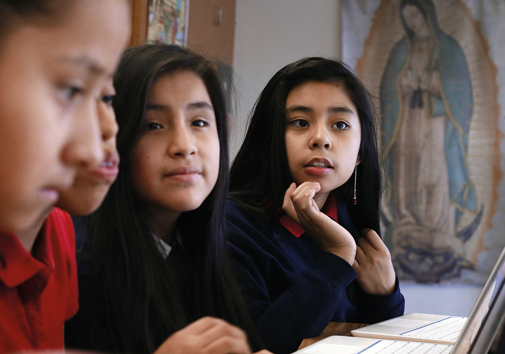 Catholic Schools in an Increasingly Hispanic Church