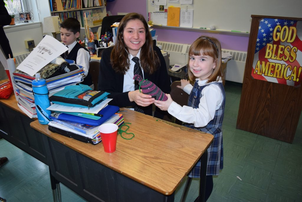 "Fostering ""Lives of Service"" at St. Mary School"