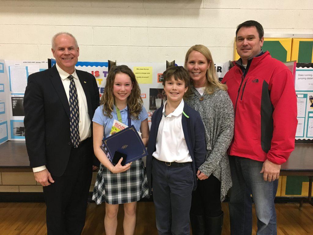 Bishop Flaget Student Wins National Honor