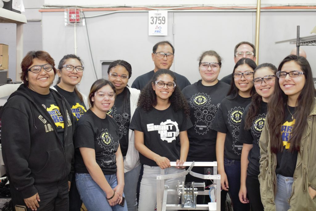 SMArtBots Competition- Robotics Team Competes at US First Regional