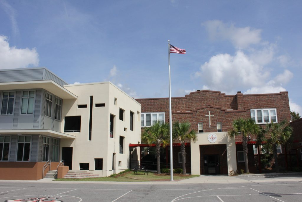 NCEA Monthly Feature School: The Charleston Catholic School in Charleston, SC