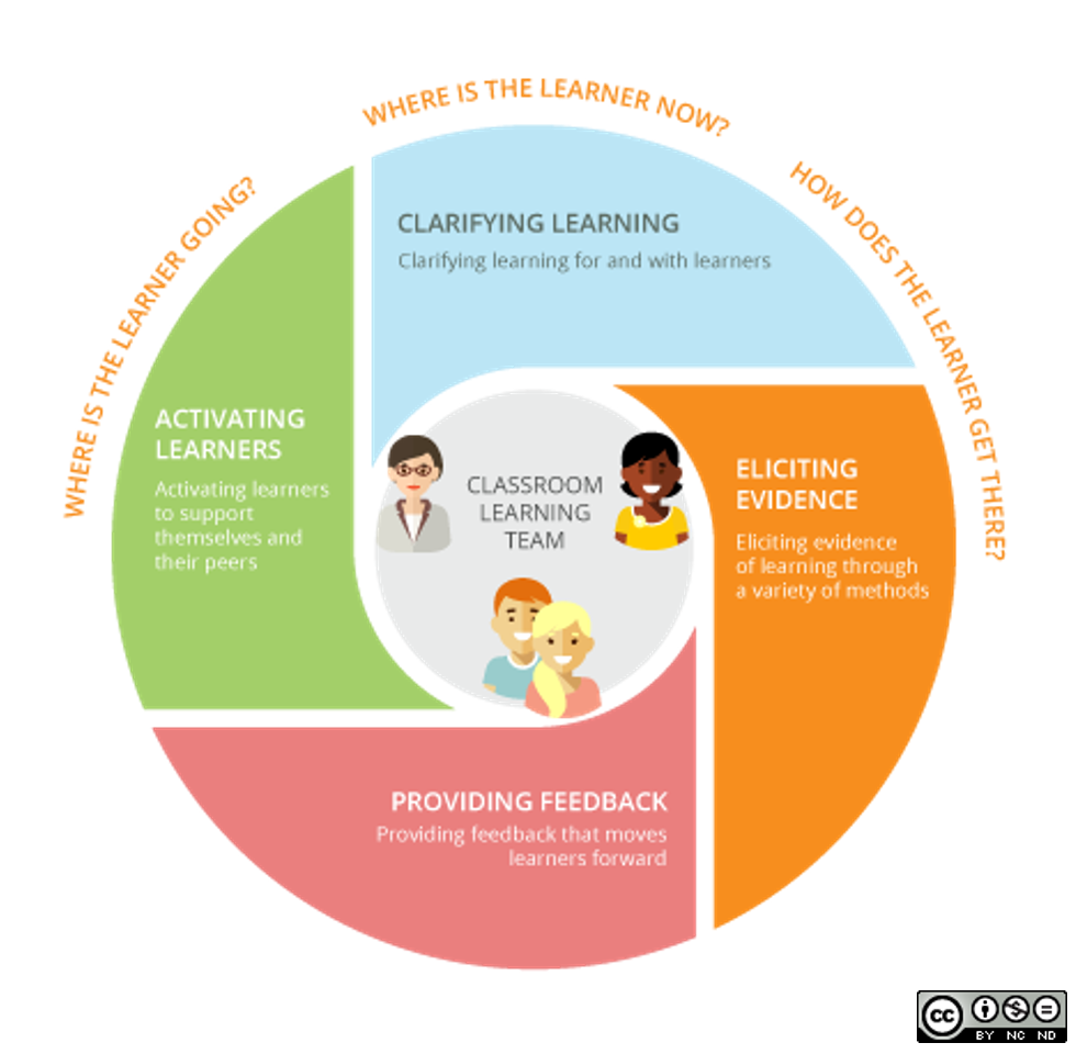 Using Formative Instructional Practices to Develop Instructional Agility