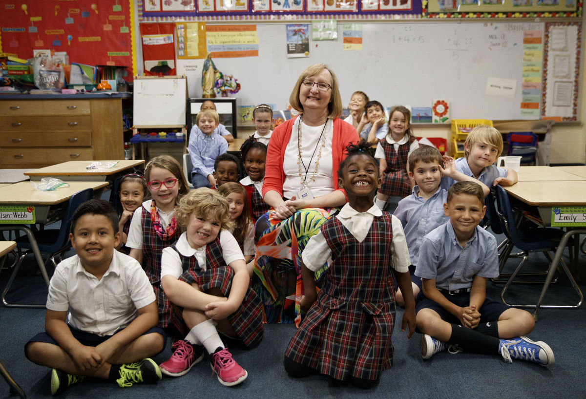 Omaha Archdiocese schools see highest enrollment gain in U.S.