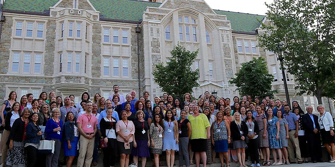 Two-Way Immersion Network for Catholic Schools Dives Back in to Professional Development at 2017 Summer Academy
