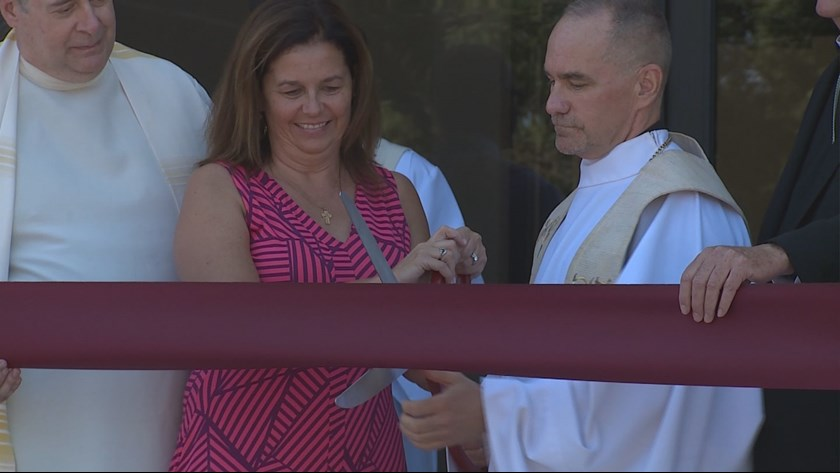 Idaho's first Catholic school built in 50 years opens