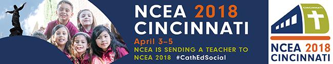 NCEA IS SENDING A TEACHER TO NCEA 2018!