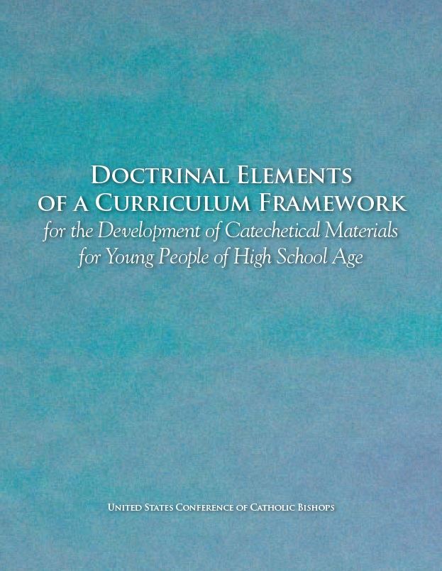 The Bishops' Curriculum Framework: An Overview