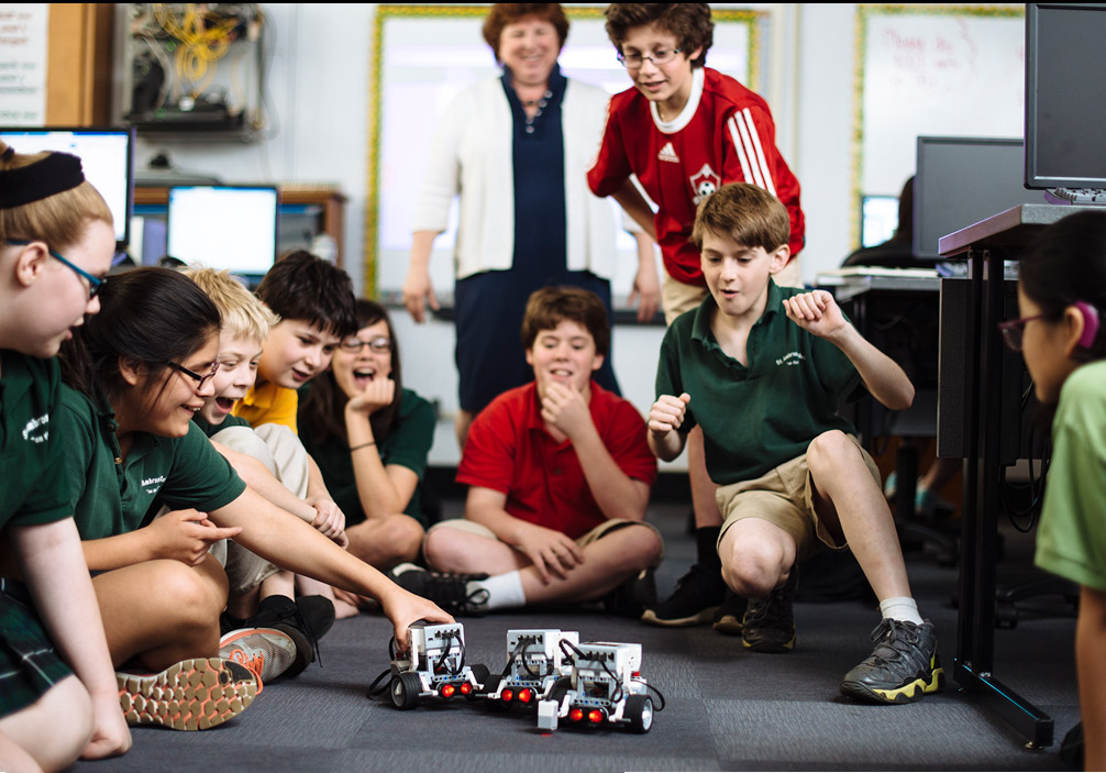 NCEA Monthly Feature School: St. Ambrose School in Saint Louis, MO