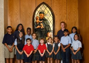 Monthly Member Feature School: St. Vincent de Paul Catholic School in Houston, Texas