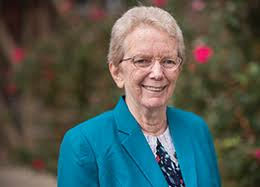 Guest Blogger: Sr. Mary Fitzgerald, SSND
