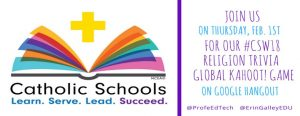 Nationwide Kahoot – Celebrating Your Students