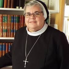 Guest Blogger: Sr. Mary Grace Walsh