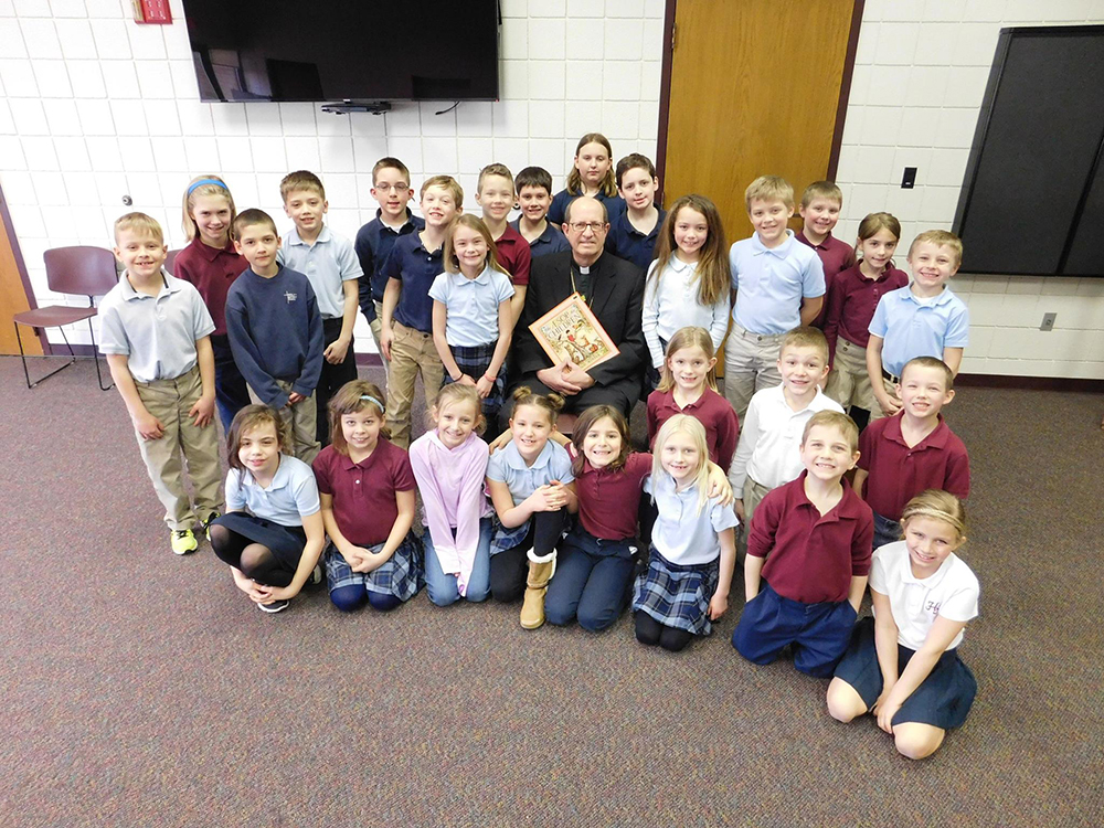 How Catholic schools in the Diocese of Grand Rapids celebrated Catholic Schools Week