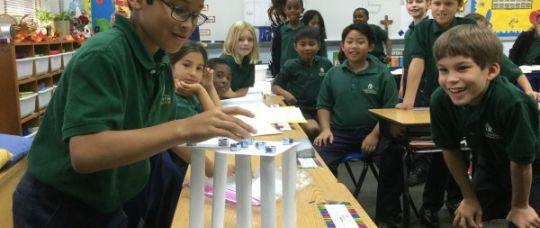 Christ the King Catholic School: First Florida school to earn STREAM Accreditation