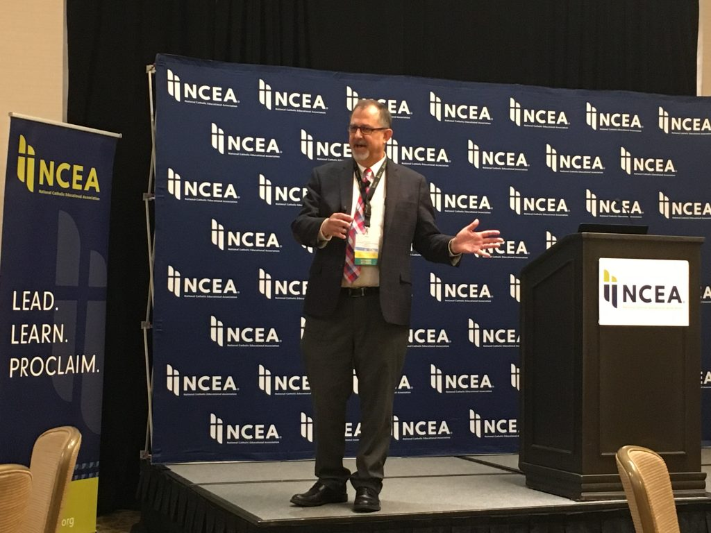 2018 NCEA New Directions Assessment Conference Keynote: Dr. John Cronin