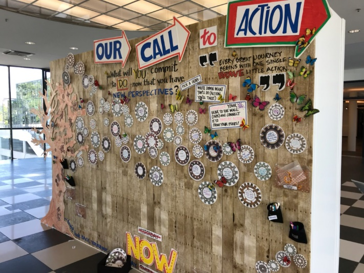 Donovan Teacher brings Berlin, Germany into her classroom