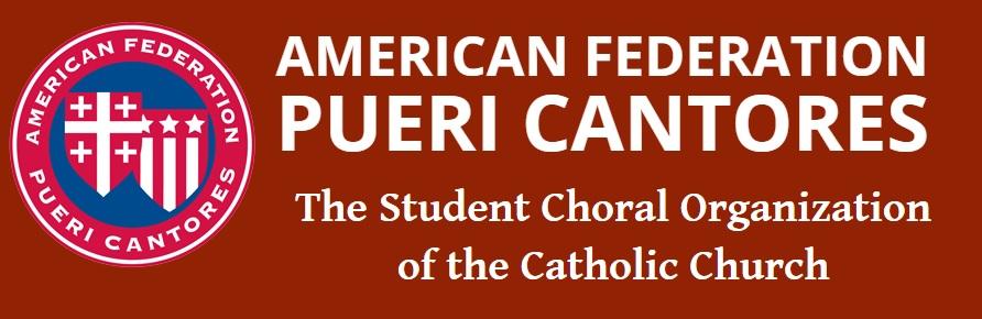 2019 Pueri Cantores Festivals & Catholic Identity through Music