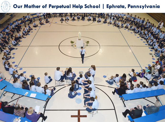 Monthly Member Feature School: Our Mother of Perpetual Help School
