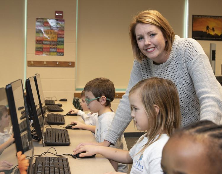 Maryland School Uses 3D Printer as a Teaching Tool