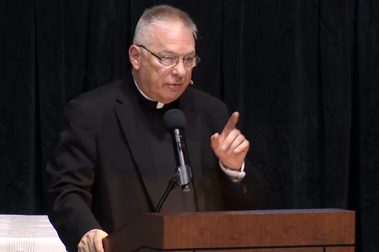 The Role of the Priest in Today's Catholic School