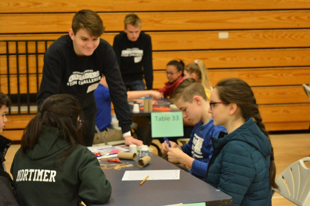 STEM Challenge Introduces Young Learners to Design Thinking