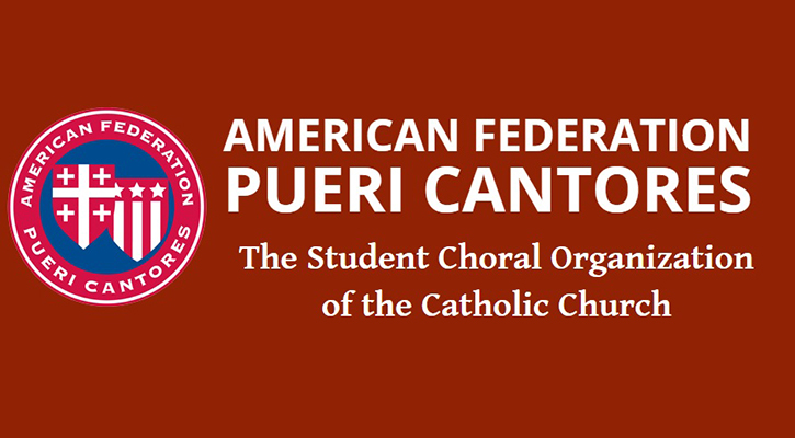 2020 Pueri Cantores Choral Festivals and STREAMing the Faith through Music