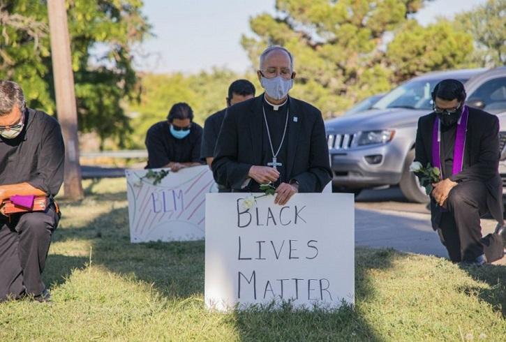 El Paso's Bishop Mark Seitz: Black lives matter